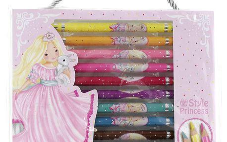 Pastelky My Style Princess Princes Mimi