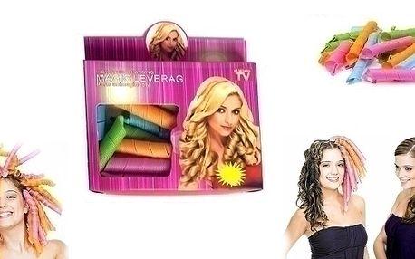 Nechejte vlasy zářit a dodejte jim krásný objem po...