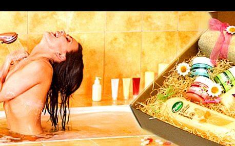 Dárkový RELAX BALÍČEK s 6 výrobky pro dokonalou regeneraci za skvělých 429 Kč. Obsahuje: ručník, 3 druhy bylinných mastí, dekorační svíčku a pěnu do koupele Radox. Perfektní, neutrální dáreček vhodný pro maminku, kamarádku i šéfovou.