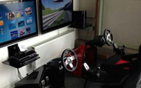 Simulator jízdy SHOWCARS