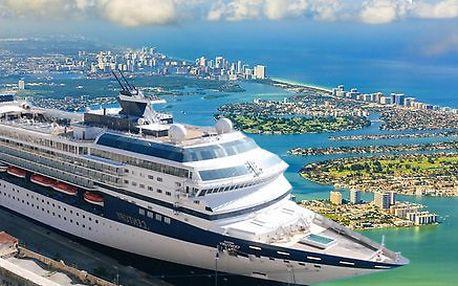 Plavba panamským průplavem v termínu 5.3. - 24.3.2014