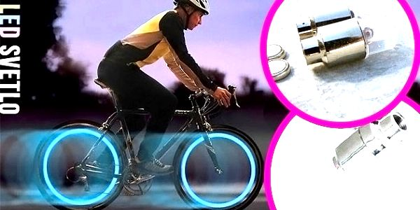 LED svetlo na auto, motorku alebo bicykel len za 5,50€ aj s poštovným