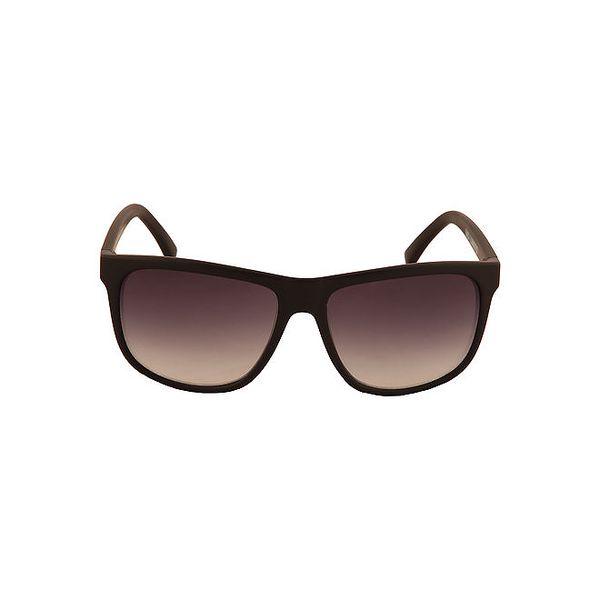 Černé matné sluneční brýle No Limits