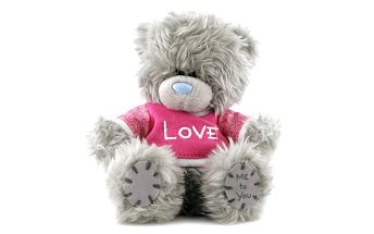 Me to You Medvídek 11cm v tričku Love