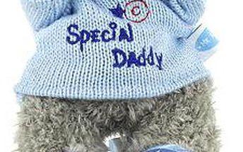 Medvídek Me to You Medvídek 12cm stojicí Special Daddy