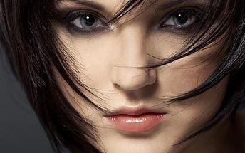 Mytí a regenerace vlasů, foukaná a závěrečný styli...