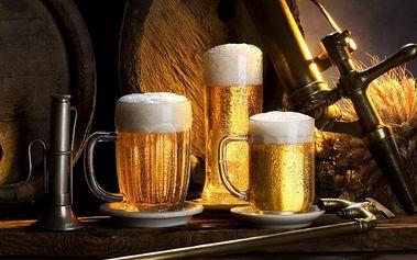 Stolný výčap na pivo - vychutnajte si čapované pivko nielen v krčme ale aj doma pri telke