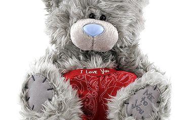 Medvídek Me to You Medvídek 18cm červené boxerky