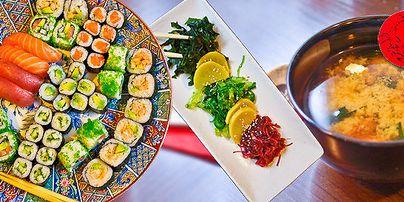 Sushi restaurace Sasori