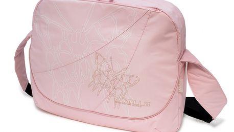 """Brašna na notebook Golla JENNIFER do velikosti 16"""" od finské značky Golla, růžová"""