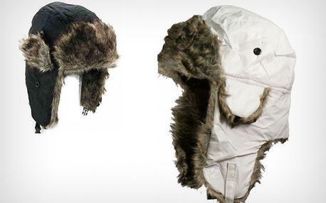 Zimná čiapka ušianka len za 6,99 € aj s poštovným v cene