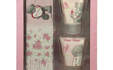 Dárkový set na ruce a nehty Me to You Dárkový set - nail files, hand cream and hand wash