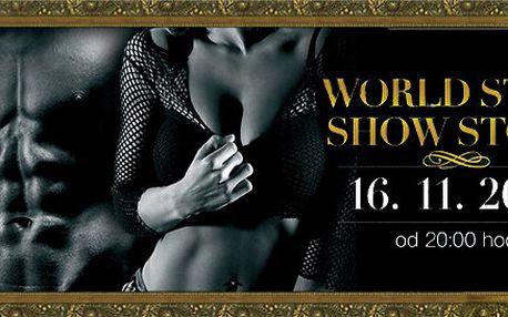 Skvělá strip show pro muže i ženy