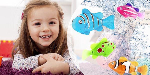 Robotická ryba – parádní tip na dárek pro děti!