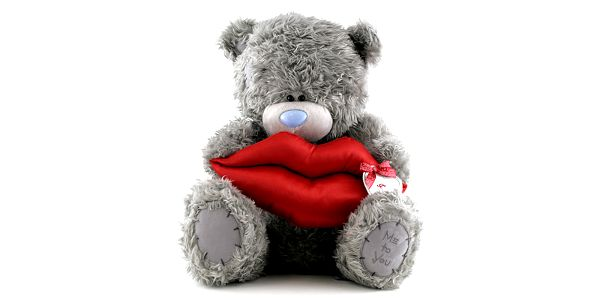 Medvídek Me to You Medvídek 32cm Big Kiss