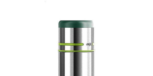 Termoláhev EMSA - zelená/sv. zelená 0,35L