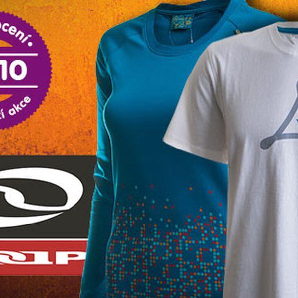 Dámská a pánská sportovní trička Loap