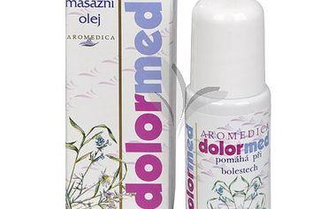 Aromedica Dolormed - masážní olej 20 ml