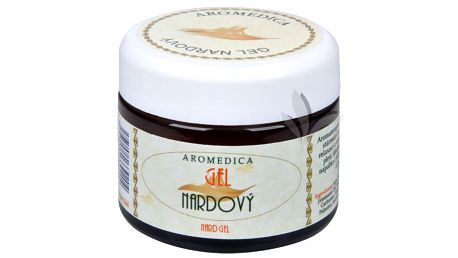 Aromedica Gel nardový s avokádem - antistres, proti vráskám