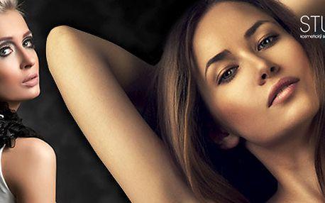 Permanentní make-up rtů, obočí nebo oční linky