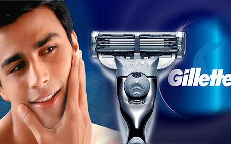 Náhradní břity pro holící strojky Gillette