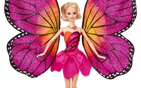Barbie Mariposa z nového DVD Barbie Mariposa a Vílí princezna