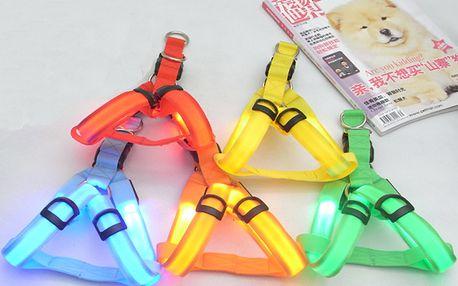 Svítící LED kšíry a poštovné ZDARMA! - 35706009