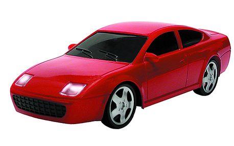 Auto k autodráze - Bitter červený