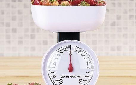 Kuchyňská váha mechanická