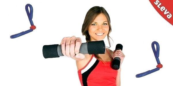 Fitness pomůcka pro každého, vhodné do bytu i posilovny..2
