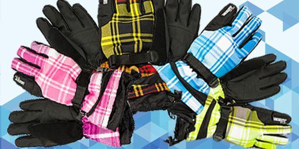 Dámské lyžařské rukavice za 249 Kč!