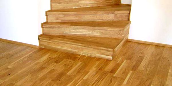 Dřevěná podlaha Dub Bohemia country lak 2