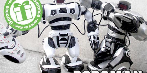 Inteligentní hračka nové generace Roboman