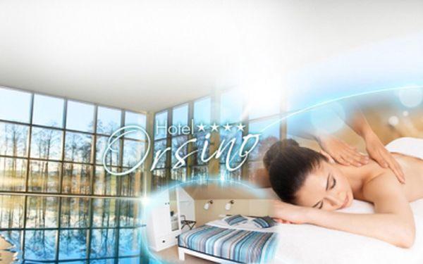 Romantický podzim na lipně s wellness balíčkem! 3 nebo 4 dny včetně polopenze, bazénu, sauny, relaxační zóny a půjčením loďky nebo kol! To vše pro dva od 2920 kč v luxusním hotelu orsino! Sleva až 56%!