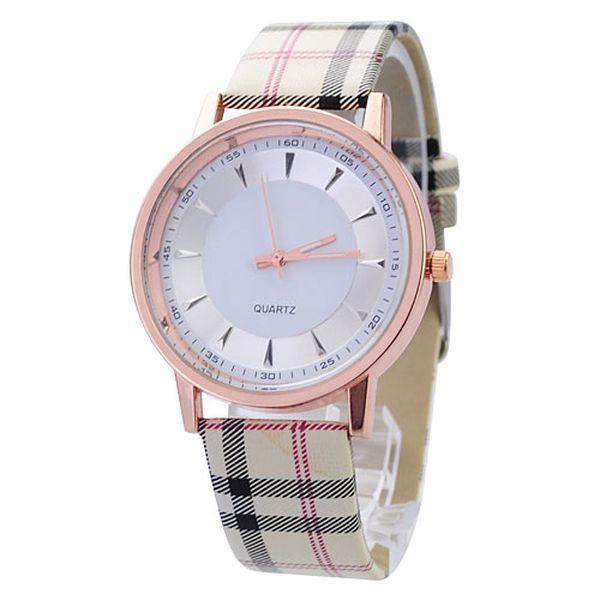 Dámské hodinky s originálním páskem a poštovné ZDARMA! - 33005631