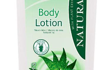 Naturalis Aloe Vera tělové mléko 500ml