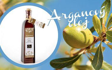 Marocký arganový olej z prvého lisovania teraz len za 13,90€ aj s poštovným