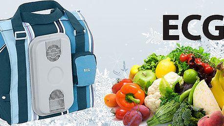 Praktické chladničky do auta od ECG