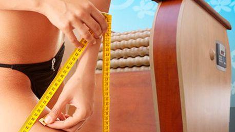 Parádních 469 Kč za 5 vstupů na cvičení ve VACUSHAPE po 30 minutách + předehřátí na Rolleticu či Vibrogymu.