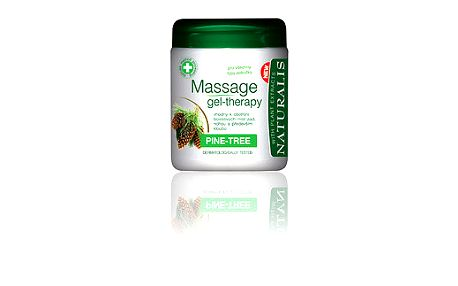 Naturalis Massage gel Pine Tree 300ml