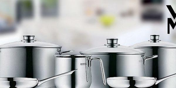 Sada elegantního nádobí z ušlechtilé oceli