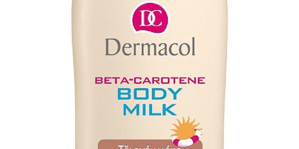 tělové mléko s betakarotenem 200ml
