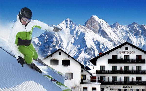 Nezapomenutelný lyžařský pobyt v rakouských Alpách pro DVA na 3 dny