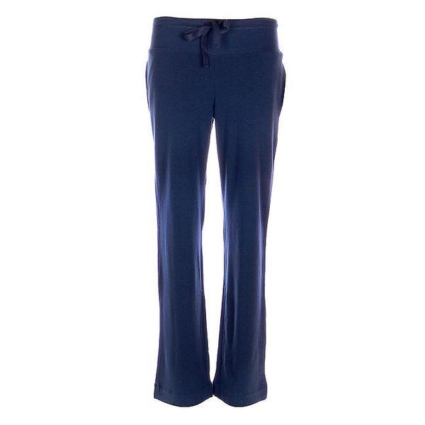 Dámské tepláky DKNY v modré barvě