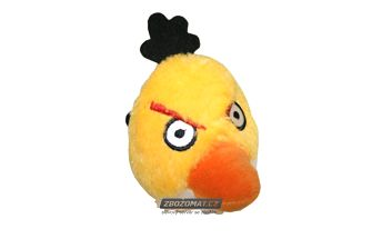 Oblíbený Angry Birds plyšák - malý žlutý ptáček!