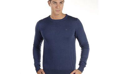 Pánský modrý svetr Armata di Mare