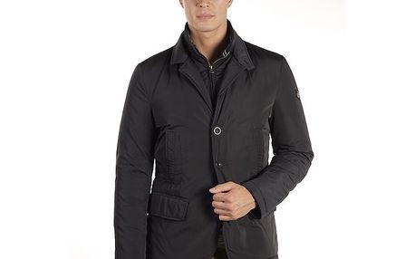 Pánský krátký tmavě modrý kabátek Armata di Mare