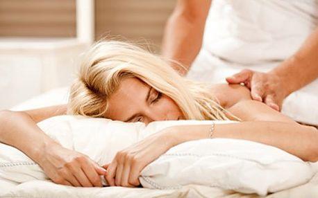 Luxusní 60 minutová masáž - výběr z více druhů!