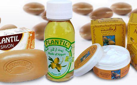 Kosmetika z arganového oleje přímo z Maroka