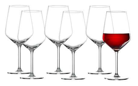 Ritzenhoff&Brecker Sklenice na červené víno Take It 6 ks